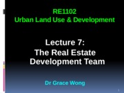 RE1102 Lecture 7