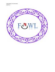 fowl(the newest).docx