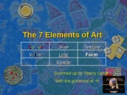 7 Elements of Art