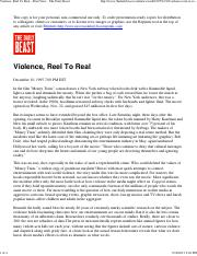 Staff (1995) Violence, Reel To Real (Newsweek December 1995).pdf