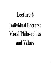 chapter 6 - Individual Factors and Moral philosophies - issued - judy.pdf