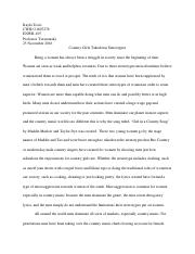Girl in a Country Song M3 Essay.docx