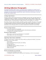 3b. Writing Academic Paragraphs-ref