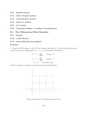 Differential Equations Lecture Work Solutions 313