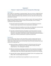 Tutorial One Questions.pdf