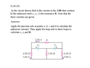 Questions Ch 26 circuits