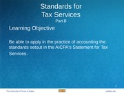 Solcher - Tax_Standards_Part_B