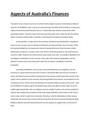 Issues in Applied Finance_essay.docx