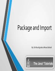 8-Package and Import.pdf