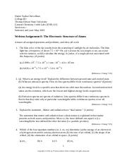 Chemistry Written Assignment 8.docx