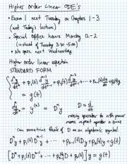 Advanced Calculus for Applications I lecture11