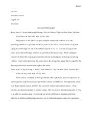 cause and effect bullying cause effect essay ben barker a 3 pages update annotated bibliography