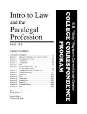 PRDV301-IntroToLawandtheParalegalProfession.pdf