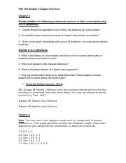 Chapter Exercises Hurley Ch 3 and 4.pdf