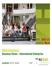 Lecture 2. Business Forms.pptx
