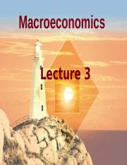 Lecture 3 Production and growth FMT14 SP16