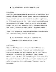 03.01 Isolationism Intervention and Imperialism.docx