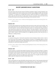 accounting 1 module 5 short answer Module 1: national income accounting module 1: national income accounting practice problems (the attached pdf file has better formatting) know how to compute gdp, gnp, ndp, and nnp.