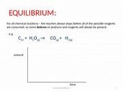 08.1 GENERAL EQUILIBRIUM notes A