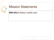 Mission Statements.ppt