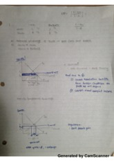 Practice Exam 2013- Solution (2 out of 2)