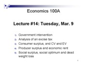 Lecture 14 _Mar 9_