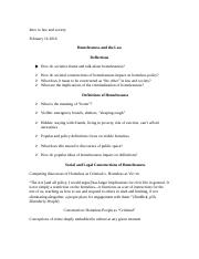 Intro to law feb 16 notes .docx