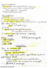 HP Ch. 5 Notes