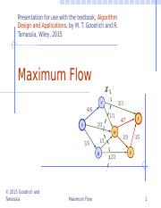 Chapter 16 Network Flow and Matching (1).ppt