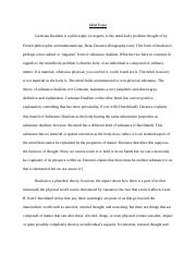 Philosophy 101 - Mind paper.docx