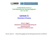 Lecture 1-  Course Overview