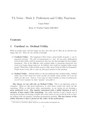 Preferences and Utility Functions.pdf