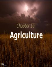 Chapter 10 Agriculture.ppt