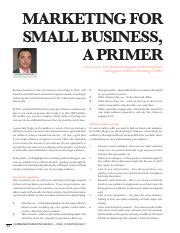 marketing for small business.pdf