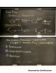 Lecture 08 - Nucleophilic Aromatic Substitution (Chem 3B - Summer 2016)