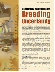 GMF Breeding Uncertainty