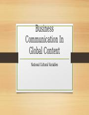 Business Communication in Global Context.pptx