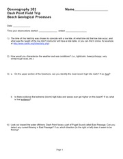 Ocean101-DashPointWorksheet