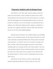 achiron zeus essay zeus king of gods zeus in greek mythology is  2 pages achiron archetype essay