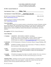 SCC202 syllabus Fall 2 2014