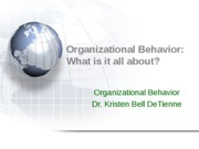 Session 2 (Foundations of Organizational Behavior)