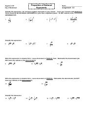 #2+Radicals++Exponents+solutions
