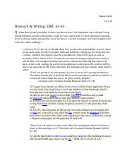 Gospel Research & Writing #7.docx