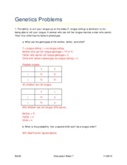 Dis7_Genetics+Problems_Solutions