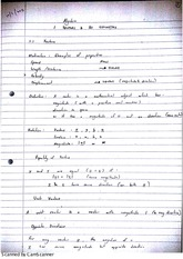 Algebra Vectors and 3D Geometry Lecture Notes