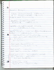 Gaussian Integers Notes