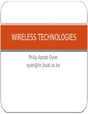 Wireless Technologies June 2014 (1)