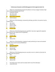 4 Performance Evaluation  and Risk Management Assignment.pdf