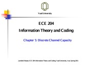 Information Theory Chapter_5