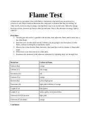 Flame Test Lab.docx